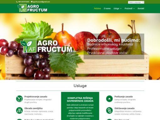 Agro Fructum DOO